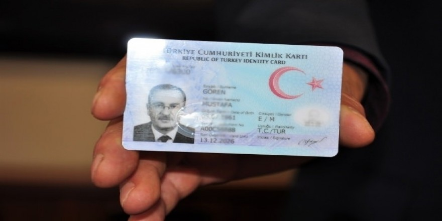 Yeni kimlik kartı için mesai düzenlemesi
