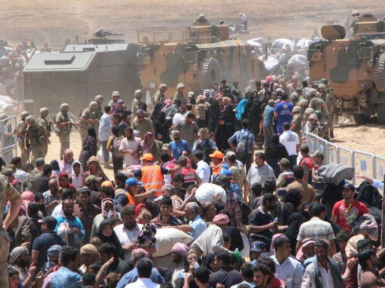 Hangi şehirde kaç Suriyeli var? 1