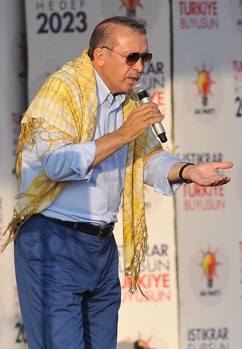 Cumhurbaşkanı Erdoğan'ın Başbakanlık yılları... 1