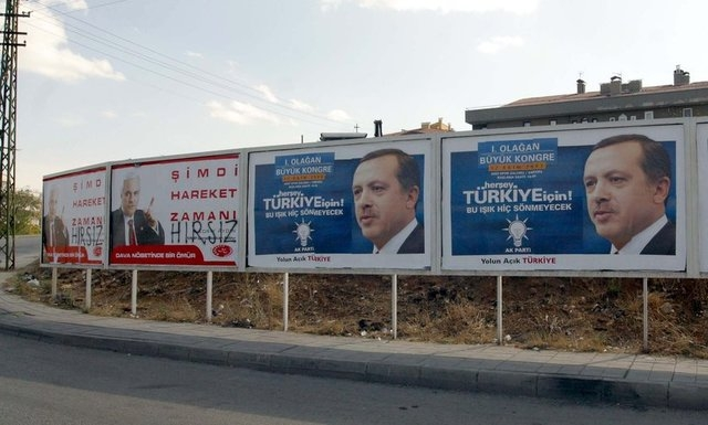 Dünden bugüne AK Parti kongreleri 1