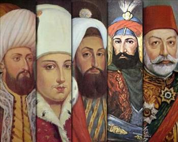 Osmanlı Padişahlarının anneleri nereli? 1