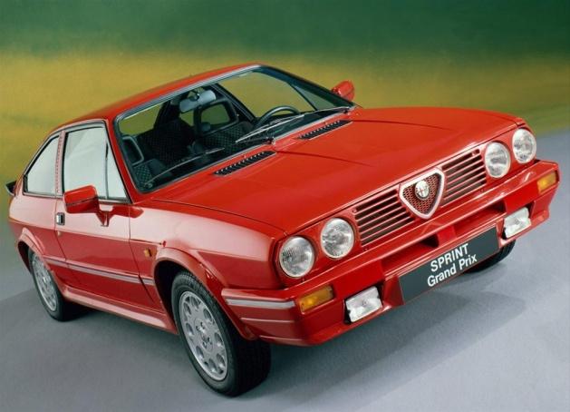 80'lerin spor otomobilleri 1