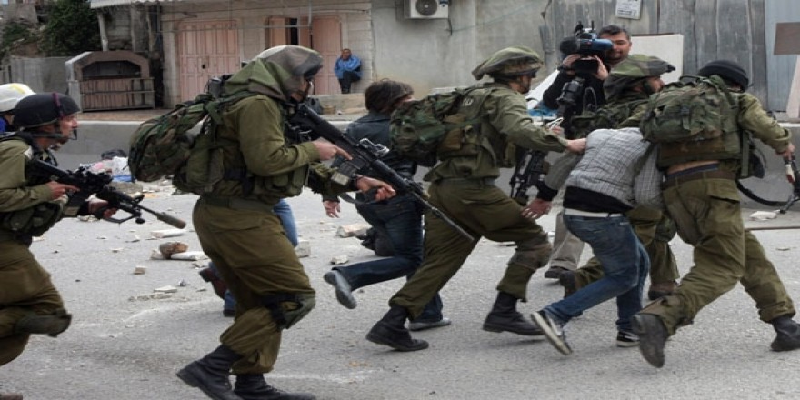 İsrail'in insanlık dışı uygulamaları