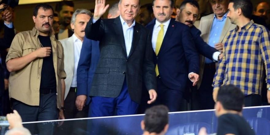 Cumhurbaşkanı Erdoğan Kadıköy'de!