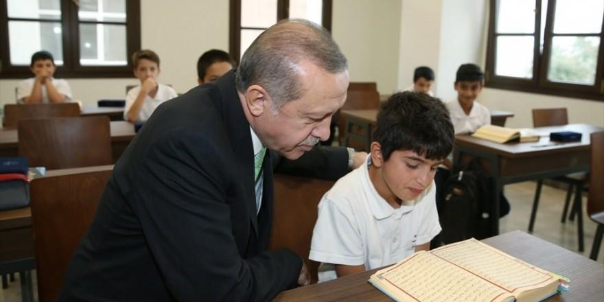 Cumhurbaşkanı Erdoğan yıllar sonra aynı yerde...