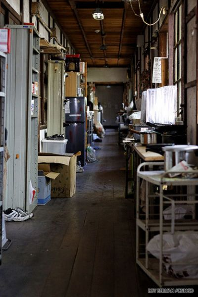 Burası Japonya'da bir öğrenci yurdu 2