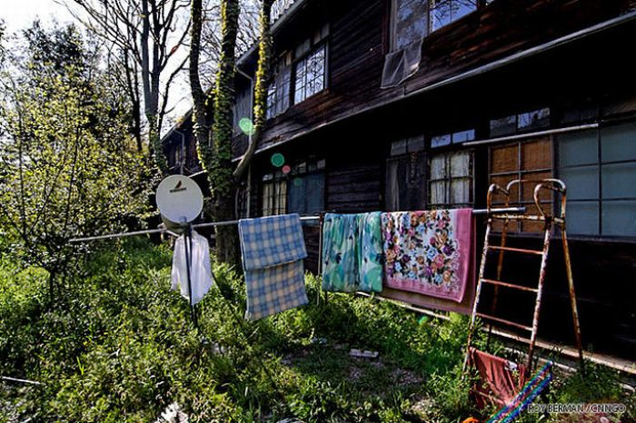 Burası Japonya'da bir öğrenci yurdu 3