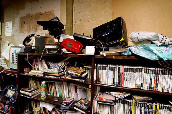 Burası Japonya'da bir öğrenci yurdu 6