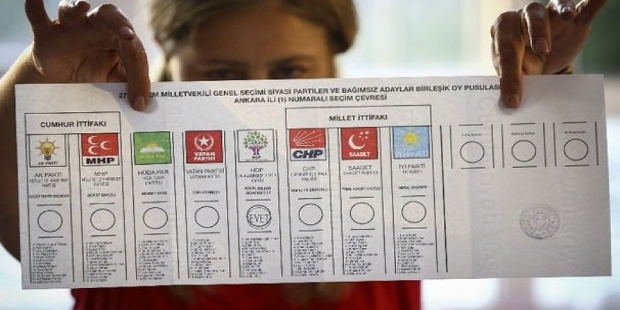 24 Haziran Seçimi! İşte il il milletvekilleri sonuçları…