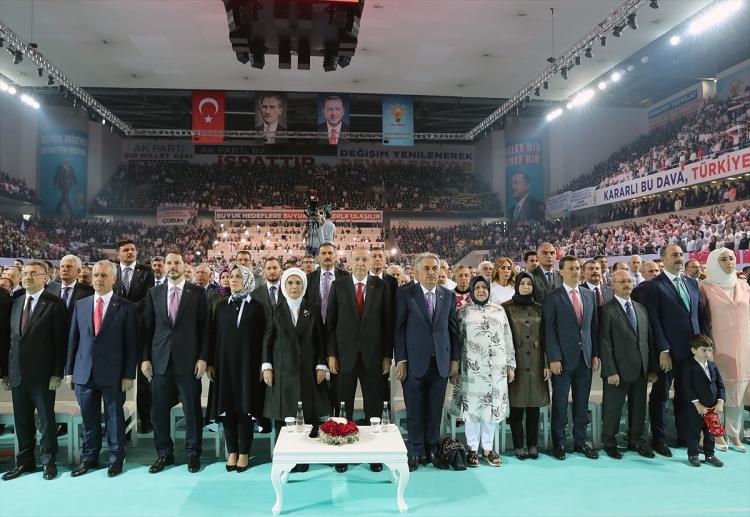 İşte AK Parti'nin yeni MKYK'sı 1