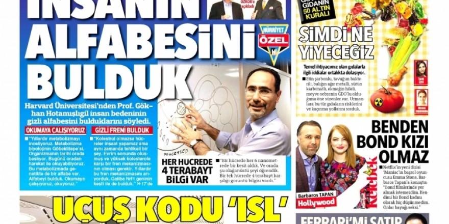 7 Ekim gazete manşetleri