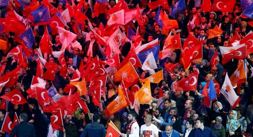 İşte AK Parti'nin Ankara ilçe adayları 1