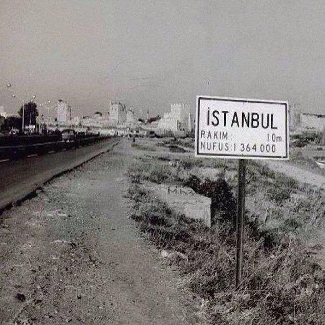 İstanbul'u hiç böyle görmediniz 1