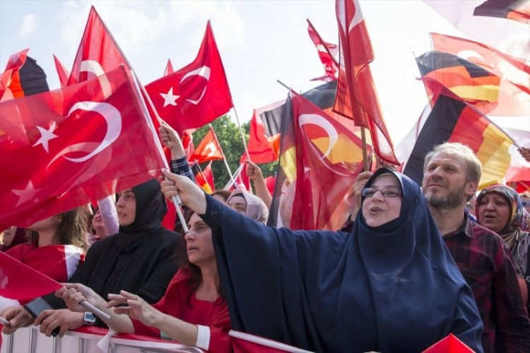 Hangi ülkede kaç Türk yaşıyor? 1