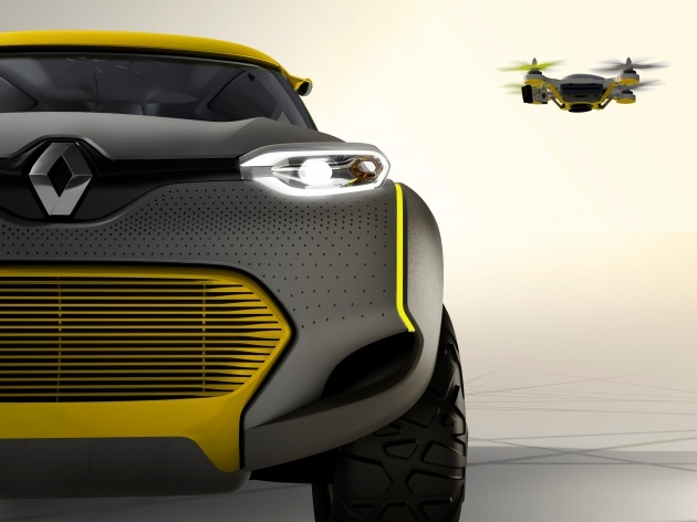 Renault'un en yeni konsepti KWID 1