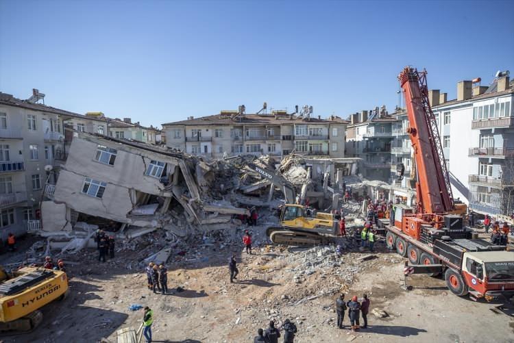 Türkiye'de son 100 yılda meydana gelen depremler 1