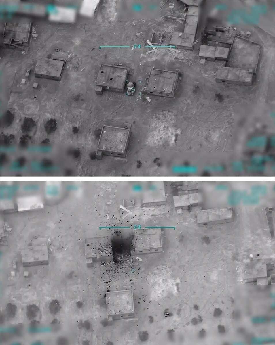 İdlib'de 17 günde 1709 rejim unsuru etkisiz hale getirildi! 1