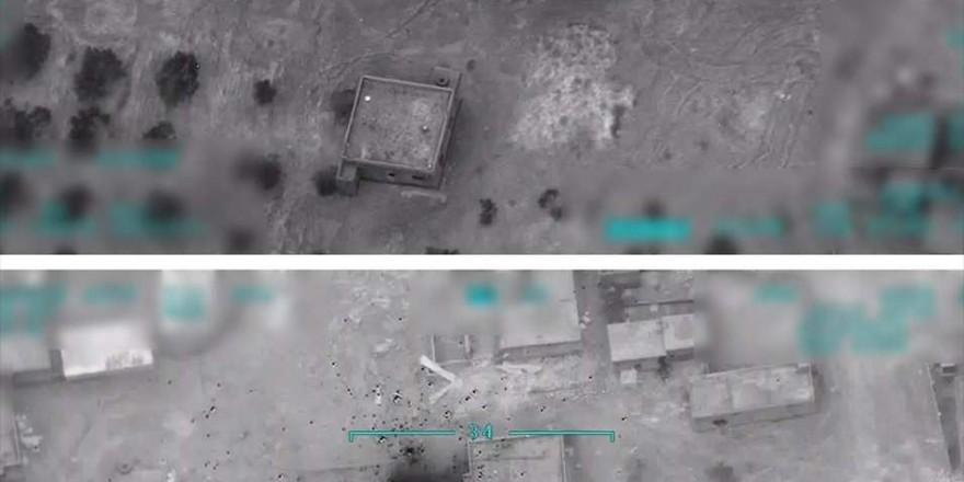 İdlib'de 17 günde 1709 rejim unsuru etkisiz hale getirildi!
