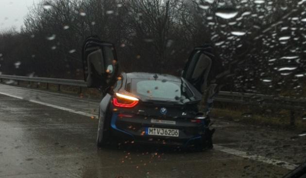 İşte BMW'nin testi geçemeyen arabası 1