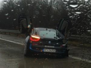 İşte BMW'nin testi geçemeyen arabası