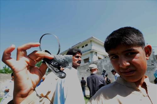 Bin Ladin'in evine ziyaretçi akını 4
