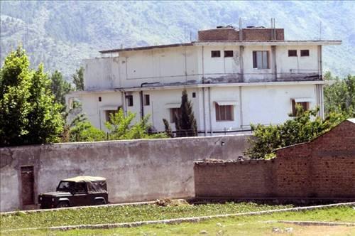 Bin Ladin'in evine ziyaretçi akını 5
