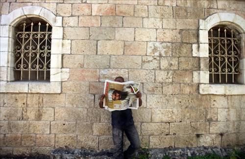 Bin Ladin'in evine ziyaretçi akını 9