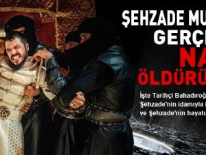Şehzade Mustafa gerçekte nasıl öldürüldü?