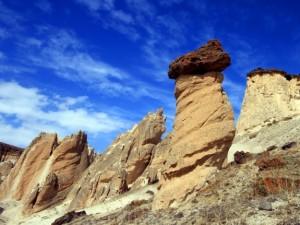 Burası Kapadokya değil Vanadokya