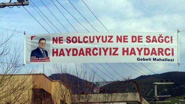 En ilginç 30 Mart seçim afişleri 1