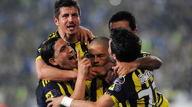 Fenerbahçe, şampiyonluğa koşuyor 3