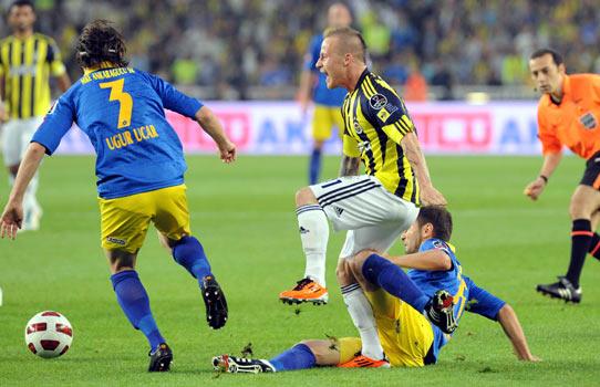 Fenerbahçe, şampiyonluğa koşuyor 5