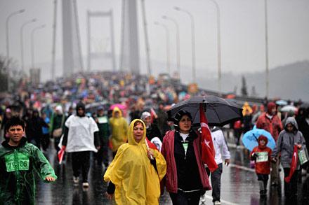 Avrasya Maratonu'na büyük ilgi 5