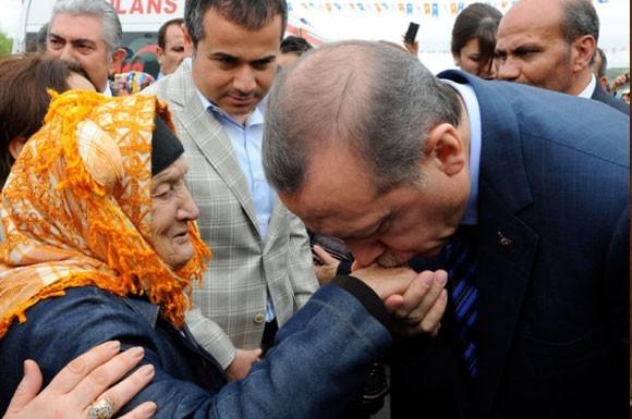 Erdoğan'ın başarısının sırrı bu fotoğraflar mı? 1