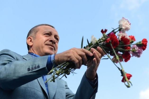 Erdoğan'a Twitter'da sevgi seli! 1