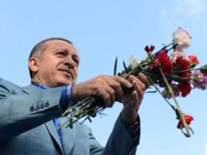 Erdoğan'a Twitter'da sevgi seli!