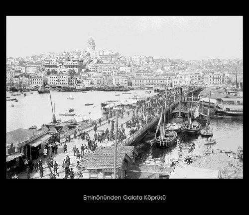 İstanbul'u hiç böyle görmediniz 11