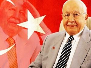 Vefatının 3. yılında Erbakan Hoca