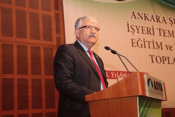 Türk Eğitim-Sen Ankara Şubeleri Kızılcahamam'da 11
