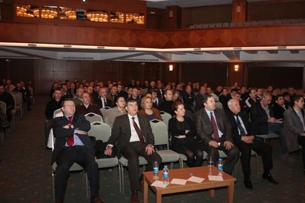 Türk Eğitim-Sen Ankara Şubeleri Kızılcahamam'da 13