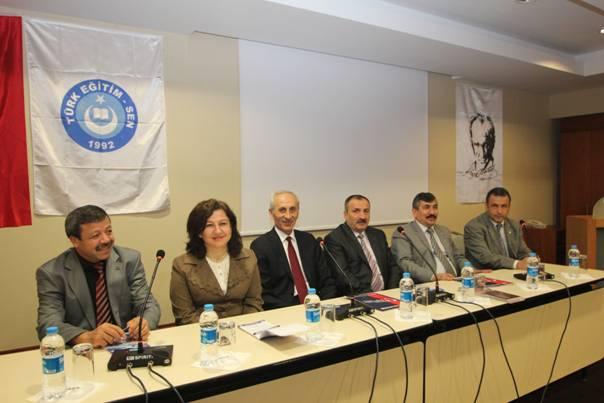 Türk Eğitim-Sen Ankara Şubeleri Kızılcahamam'da 14
