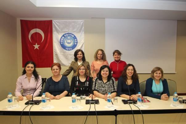 Türk Eğitim-Sen Ankara Şubeleri Kızılcahamam'da 17