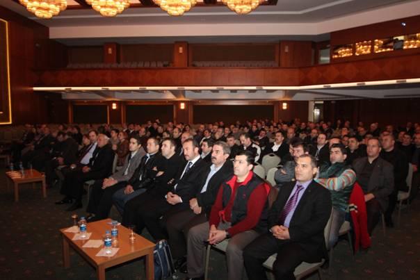 Türk Eğitim-Sen Ankara Şubeleri Kızılcahamam'da 18