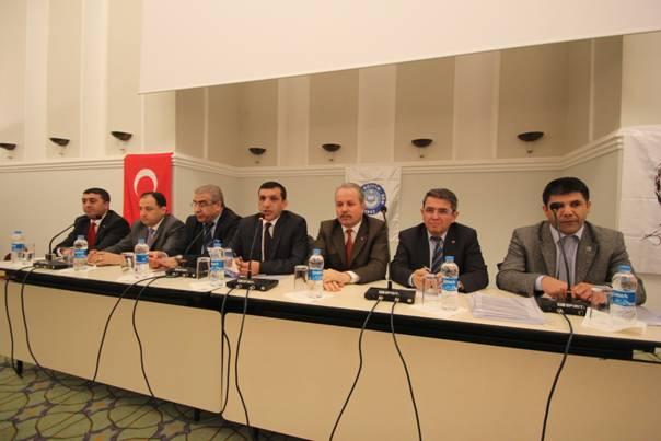 Türk Eğitim-Sen Ankara Şubeleri Kızılcahamam'da 19