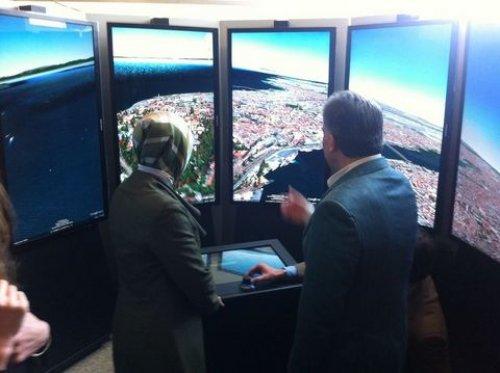 Abdullah Gül Google'ı gezdi - galeri 2