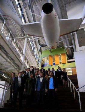 Abdullah Gül Google'ı gezdi - galeri 3