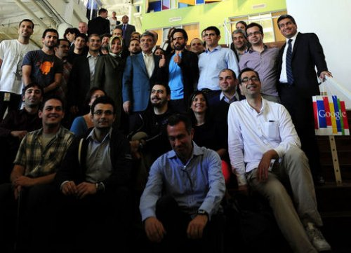 Abdullah Gül Google'ı gezdi - galeri 4