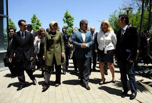 Abdullah Gül Google'ı gezdi - galeri 5
