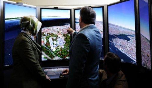 Abdullah Gül Google'ı gezdi - galeri 6