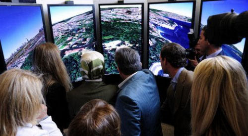Abdullah Gül Google'ı gezdi - galeri 7